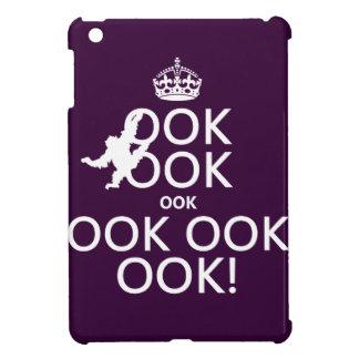 平静およびOokを保って下さい iPad Mini カバー