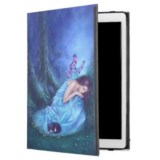 """平静の睡眠の蝶妖精のiPadのプロ場合 iPad Pro 12.9"""" ケース"""