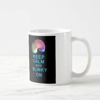 平静をマグの誕生日のクリスマスでしなやかで優雅保てば コーヒーマグカップ