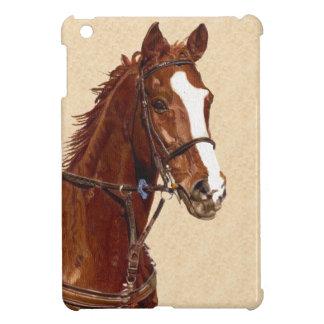 平静を保ち、あなたの馬のiPad Miniケースを跳んで下さい iPad Mini カバー