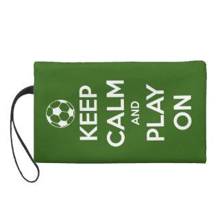 平静を保ち、緑で遊んで下さい リストレット