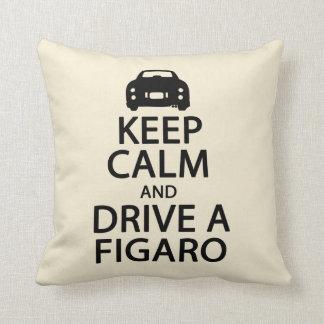 平静を保ち、Figaroの枕クッションを運転して下さい クッション