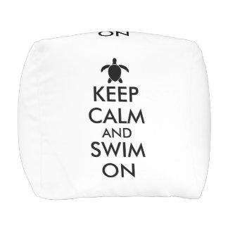 平静を保ち、Honuのウミガメのカスタムで泳いで下さい プーフ