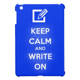 平静を保ち、iPad Miniケースで書いて下さい iPad Miniケース