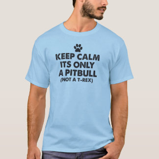 平静を保って下さい Tシャツ