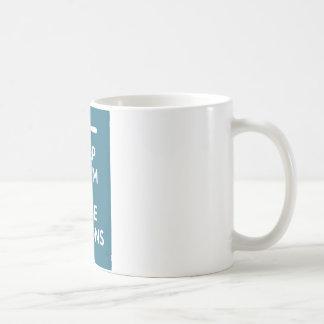 平静をSpoonie保ち、スプーン慢性の病気を救って下さい コーヒーマグカップ