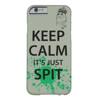 平静、それをありますちょうどつばが保って下さい BARELY THERE iPhone 6 ケース