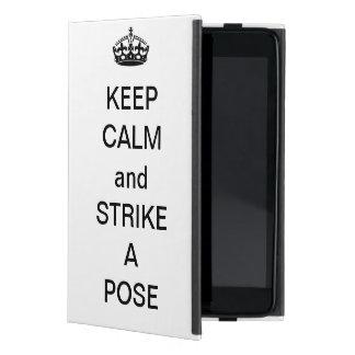 「平静」のiPadの場合保って下さい iPad Mini ケース