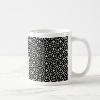 平面充填1 コーヒーマグカップ