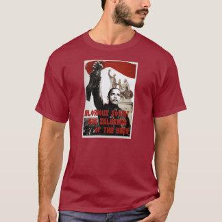 年の見事なソビエト銃のセールスマン Tシャツ