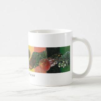 年の車輪 コーヒーマグカップ