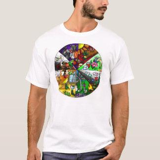 年の車輪 Tシャツ