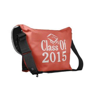 年カスタムな文字及び色のバッグのクラス クーリエバッグ