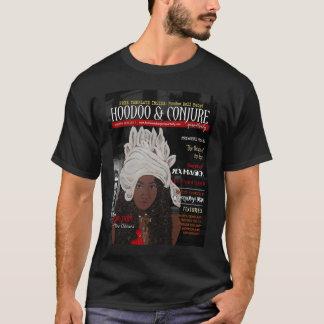 年四回Hoodoo、呪文で呼び出して下さい Tシャツ