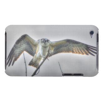 年少のミサゴの魚ワシの野性生物の写真場面 Case-Mate iPod TOUCH ケース