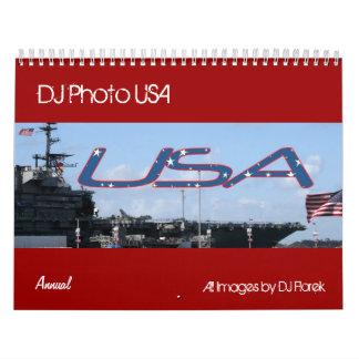年次DJ PhotoUSAのカレンダー カレンダー