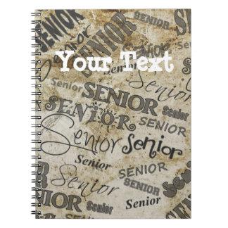 、年長年長、年長 ノートブック
