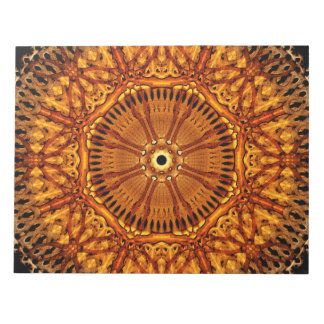 年齢の曼荼羅の車輪 ノートパッド