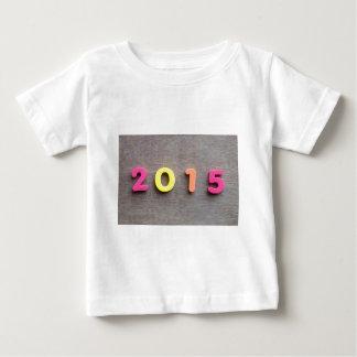 年2015年 ベビーTシャツ