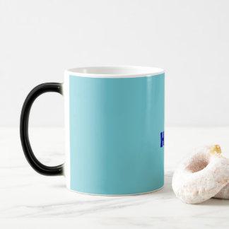 幸せがあって下さい-最も最高のな引用文は皆言うことができます モーフィングマグカップ
