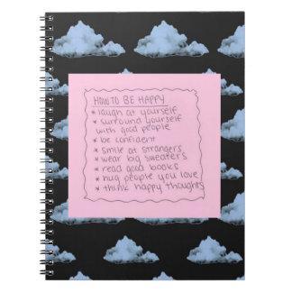 幸せがある方法 ノートブック