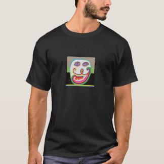幸せが心配しないで下さい、あって下さい Tシャツ