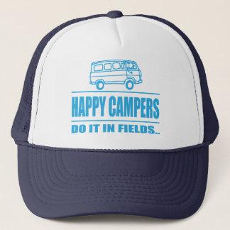 幸せで刺激を受けたなキャンピングカーのためのギフト項目 キャップ