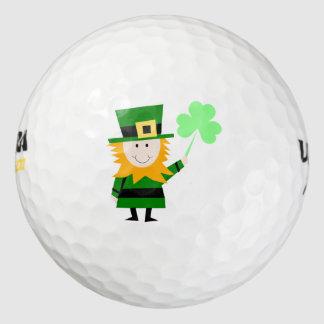 幸せで小さい小妖精 ゴルフボール