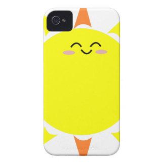 幸せで輝くな日曜日 Case-Mate iPhone 4 ケース