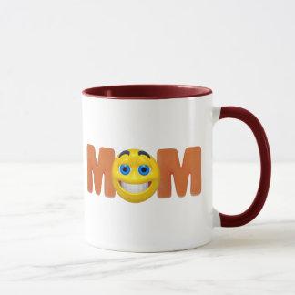 幸せなお母さんの母の日のギフト マグカップ