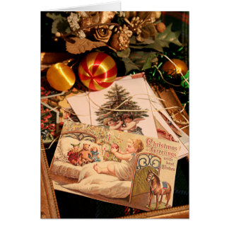 幸せなお祝いの季節2 カード