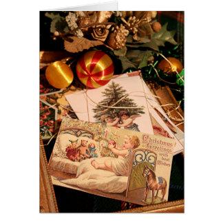 幸せなお祝いの季節2 グリーティングカード
