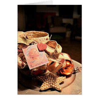 幸せなお祝いの季節4 グリーティングカード