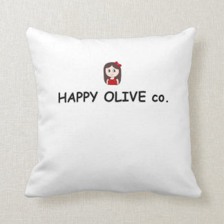 幸せなオリーブco.の枕 クッション
