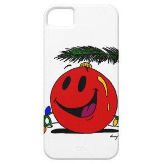 幸せなオーナメントのiPhone 5の場合 iPhone SE/5/5s ケース