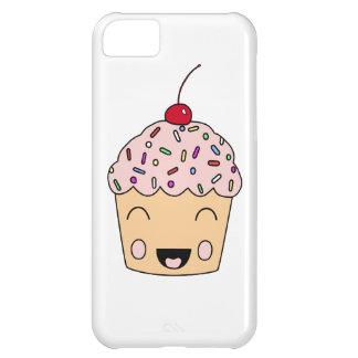 幸せなカップケーキ iPhone5Cケース