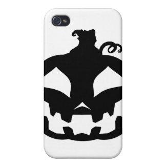 幸せなカボチャ iPhone 4/4S CASE