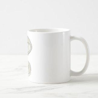 幸せなキング・コブラ コーヒーマグカップ