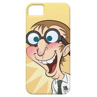 幸せなギーク iPhone SE/5/5s ケース