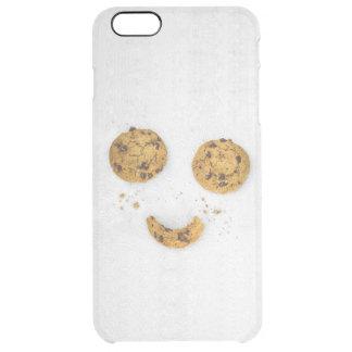幸せなクッキー| クリア iPhone 6 PLUSケース