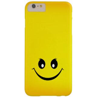 幸せなスマイリーフェイス BARELY THERE iPhone 6 PLUS ケース