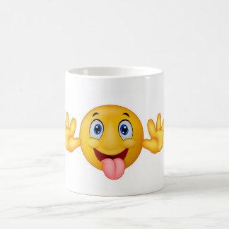 幸せなスマイル コーヒーマグカップ