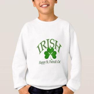 幸せなセントパトリックの日のTシャツ スウェットシャツ