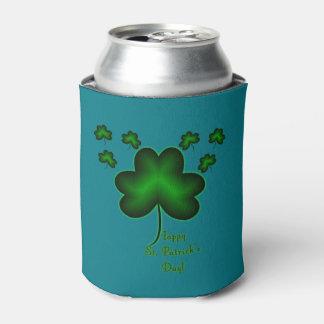 幸せなセントパトリックの日! 缶クーラー