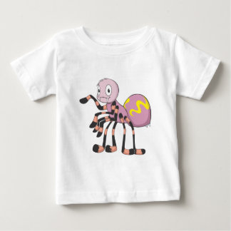 幸せなタランチュラ ベビーTシャツ