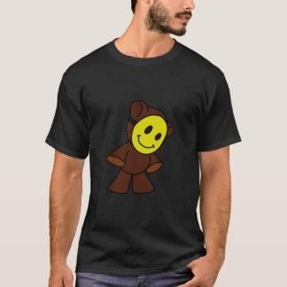 幸せなテディ Tシャツ