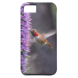 幸せなハチドリ iPhone SE/5/5s ケース