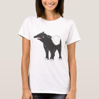 幸せなバク Tシャツ