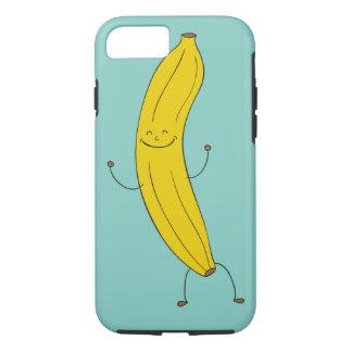 幸せなバナナの箱 iPhone 8/7ケース