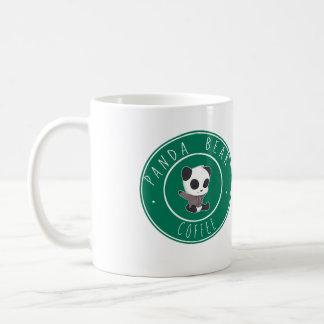 幸せなパンダ コーヒーマグカップ